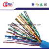Cable de teléfono multi de los pares Cat3 con el conductor de cobre de 24AWG CCA