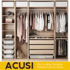 나무로 되는 옷장 옷장 (ACS3-W04)에 있는 새로운 디자인 도보