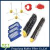 Вспомогательное оборудование для робототехнического набора запасной части пылесоса 600 610 620 650 серий - вклюает фильтр 3 пакетов, щетку стороны, и щетку щетинки 1 пакета и Flexib