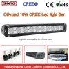 5  트럭을%s 20W 밑바닥 부류 Offroad LED 표시등 막대