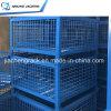 Qualitäts-industrielle stapelbare Speicher-Maschendraht-Behälter-Systeme
