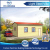 Chalet de acero de la luz prefabricada modular de la casa para la oficina