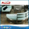 Moderne amerikanische Art-rundes Sofa-Bett-Set