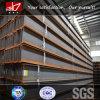 Viga laminada en caliente de acero de H con para el edificio de la estructura