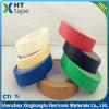 低い粘着性がある残余によって着色されるクレープ紙の保護テープ無し