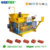 Qmy6-25 Mobile en brique de béton automatique Making Machine Machine de brique