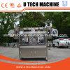 Польностью автоматическая двойная машина для прикрепления этикеток втулки Shrink головок