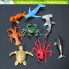 a vida marinha da mini criatura do oceano do animal de mar 8PCS figura brinquedos dos modelos dos miúdos
