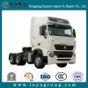 Sinotruk HOWO T7h 10wheel 440HP 트랙터 트럭 트랙터 헤드
