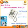 Zon-210 draagbaar Handbediend Vasculair Doppler