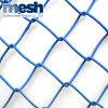 Recubierto de PVC Cercado de la cadena de seguridad