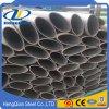 316 de Ovale Naadloze/Gelaste (Helder/Opgepoetste) Buis van het roestvrij staal