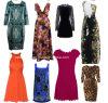 Vestidos de fantasia / Vestido de moda para mulheres