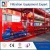 2017 Dazhang Anti-Explosion Design chambre automatique Filtre presse