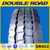 Commerce de gros pneus DOT chinois certifié 1200r24 Non utilisé sur les pneus de camion hors route de pneus de camion de pneu