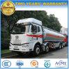 FAW 30000 litros de gasolina del depósito del carro 8X4 de carro de petrolero resistente