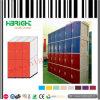 Studentsのための多彩なSchool Locker ABS Plastic Storage Locker