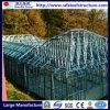 China prefabricó el acero que enmarcaba el chalet moderno