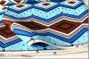 إفريقيّة حقيقيّة شمس طبعة بناء مع 100% قطر