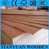 Tablero comercial interior de la madera contrachapada de Panel/18mm