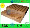 Plataforma Flooring fireresistant e de Environmental WPC Solid
