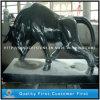 Personnaliser la sculpture noire en granit de Shanxi/sculpture animale