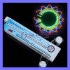 특허 공장 가격 다채로운 자전거 순환 바퀴 스포크 빛 16 LED 32 패턴 방수 램프 경고 (LED-626)