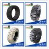 China-Marke Loda Tyreforklift Vollreifen des Gummireifen-700-12