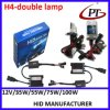 12V 35W 높 낮은 Beam H4 H/L, H13 H/L 9007 H/L HID Xenon Conversion Kit