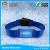 Fornitore di nylon del Wristband reso personale RFID