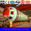 Molino de varilla y molino de varilla mojada se utiliza para moler el mineral principal