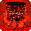 100m/Roll imprägniern LED-Klipp-Zeichenkette-Lichter für Weihnachtsbaum