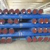 Nahtloses gemaltes Feuer-Stahlrohr der Qualitäts-DIN1629 St52.0