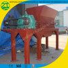 Рециркулируйте неныжный двойной шредер вала для тюфяка/неныжной древесины ткани/трактора/пластмасс/автошины