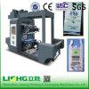Machine d'impression flexo 2 couleurs pour l'impression sac en plastique bon vente