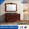 Governo di stanza da bagno di legno del dispersore impermeabile del fornitore dell'OEM con lo specchio