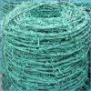 Колючая проволока PVC Coated стальная с высоким качеством