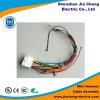 Fio elétrico do cabo fêmea do conetor M12 com certificação do UL