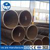 REG LSAW SSAW Ronda de tubos al carbono soldados de pipa de agua