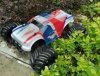 тележка изверга безщеточного дистанционного управления электрическая RC Somersault расправы 4WD 1/10th