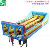 3 pistas de corrida de bungee jump insufláveis, bungee executando (sports-50)