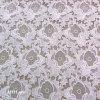 婚礼衣裳の服3D最新のデザインレースファブリックのための花のレースファブリック