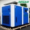 Accionamiento de Velocidad Variable personalizada libres de aceite del compresor de aire de tornillo para el procesamiento estéril