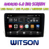 Witson gran pantalla de 10,2 de Android 6.0 DVD para coche Peugeot 2008 (alta)