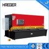 QC12y 12mm 6000mm Gesneden Mechanische Hydraulische Scherende Machine