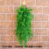 Rose Garland Gazon artificiel fleur de vigne avec des feuilles vertes Garland pour mariage d'accueil