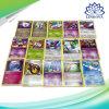 Cartões de jogo engraçados de Pokemon do divertimento do jogo de mesa do entretenimento da família
