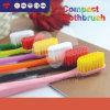 Großhandels-Soem-kleine Kopf-ultra weiche Heizfaden-Erwachsen-Zahnbürste