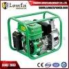 Pompe à eau portative de kérosène de début d'essence de 2inch 3inch pour l'inducteur d'irrigation