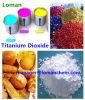 Het Pigment van het Dioxyde van het Titanium van Anatase met de Prijs van de Fabriek door het Proces dat van het Sulfaat wordt veroorzaakt